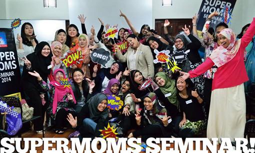 Supermoms Seminar