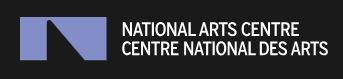 National Arts Centre logo and words