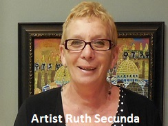 Photo of author Ruth Secunda