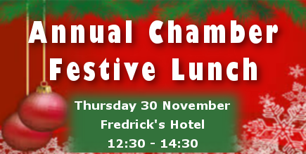 annual festive lunch