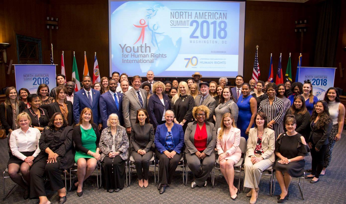 1st North American Human Rights Regional Summit
