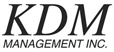 KDM Management Logo