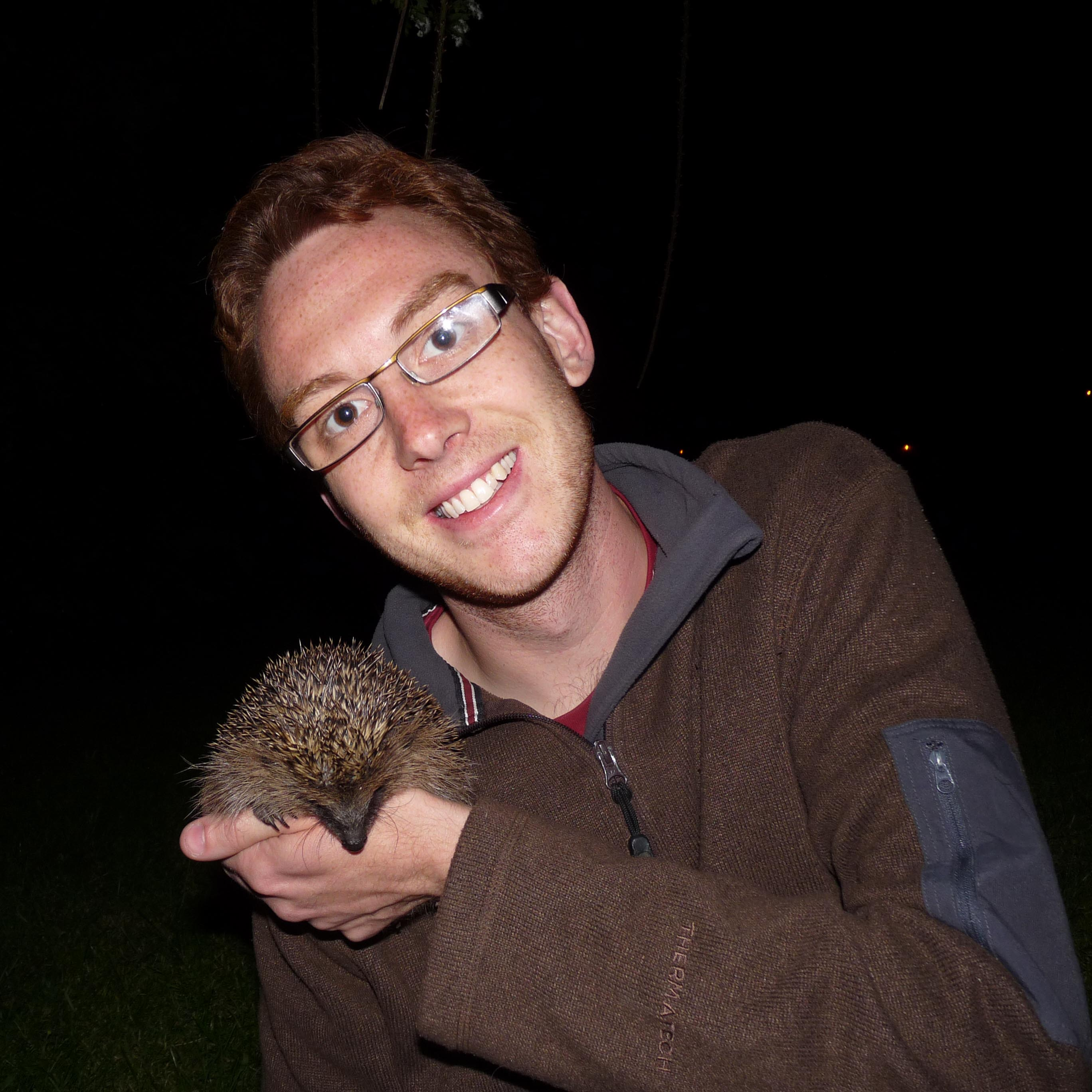 Ben Williams wants to know the real impact of roads on hedgehogs