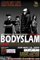 BODYSLAM CONCERT (#1 THAI ROCK BAND) LIVE in Washington DC...