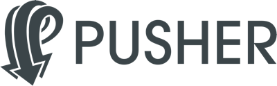 Pusher Logo