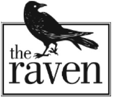The Raven Glasgow Logo