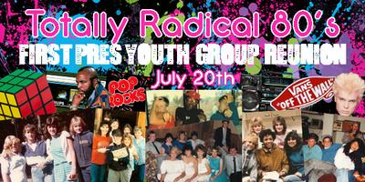 80's First Pres. Youth Group Reunion