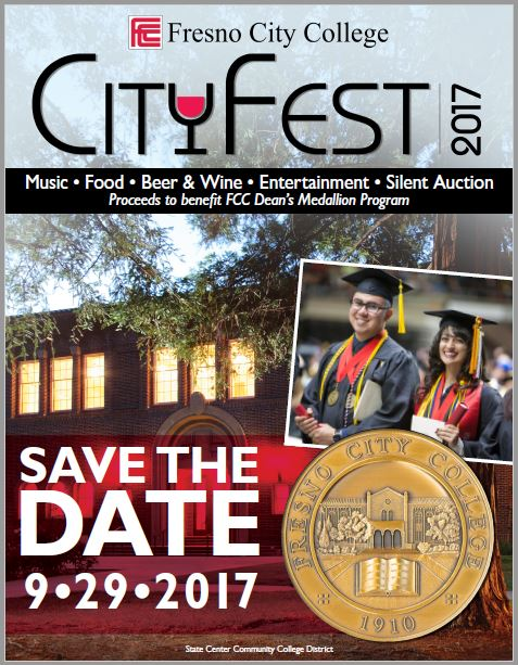 Save the Date CityFest 2017