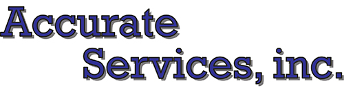 Accurate Services Logo