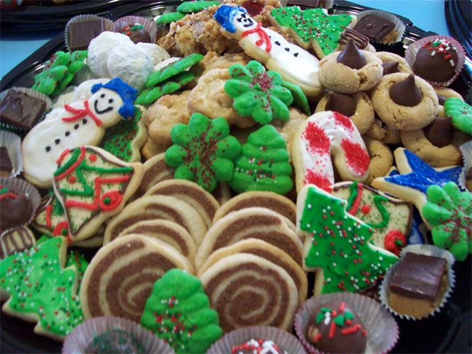 Christmas Cookie Exchange For Women (First-Story-Casa ...