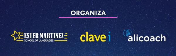 Organizan: Ester Martínez, Clavei, Alicoach