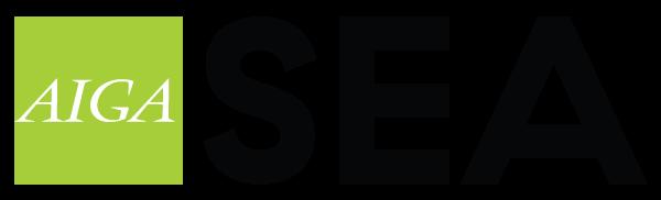 Logo of AIGA Seattle