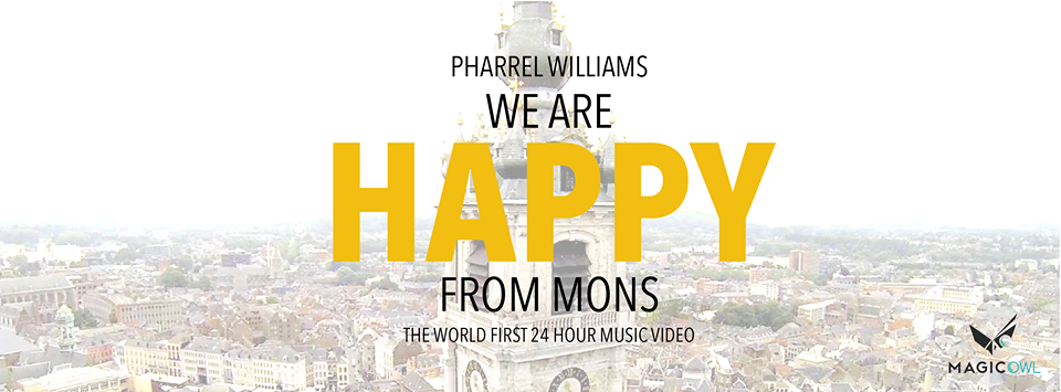 We are Happy in Mons