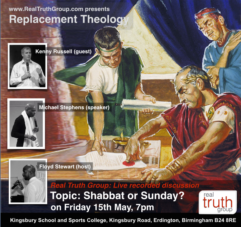Real Truth Group Replacement Theology