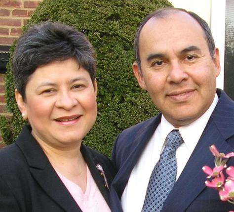 Master Coordinator Carlos & Evelyn Cortez