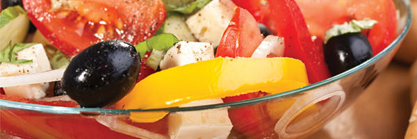 Heartwise for Women Eating Plan header image - fresh salad