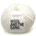 Crazy Sexy Wool Ivory White