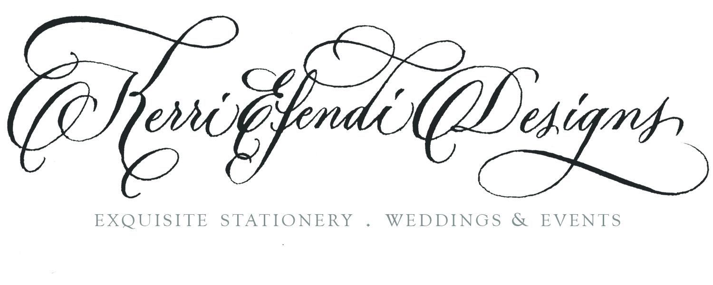 Kerri Efendi Designs