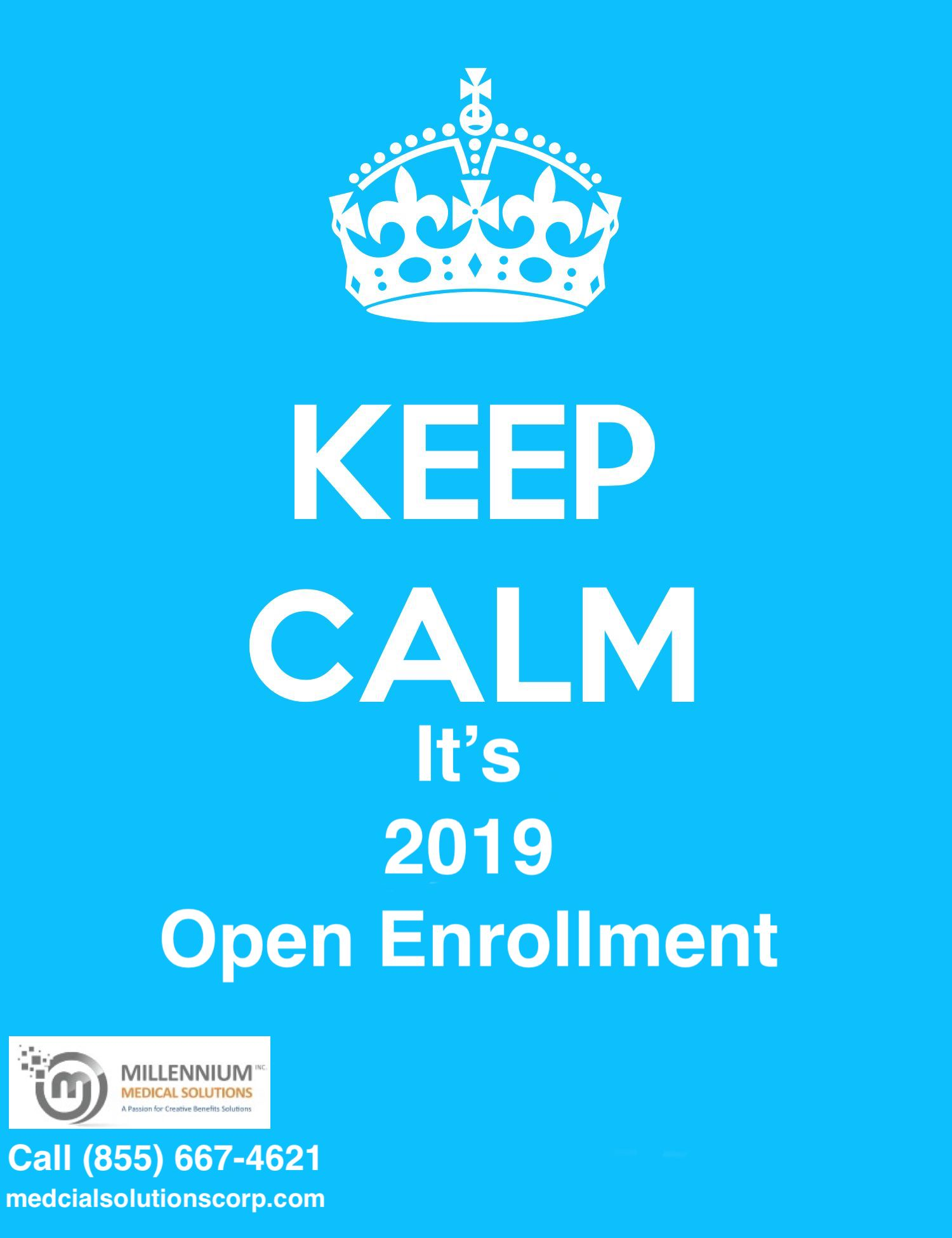 2019 OPen Enrollment