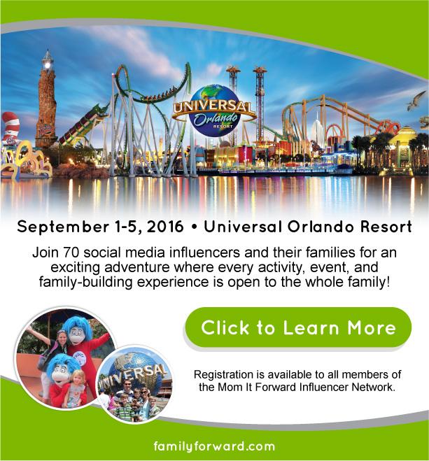 Family Forward 2016 Orlando Adventure