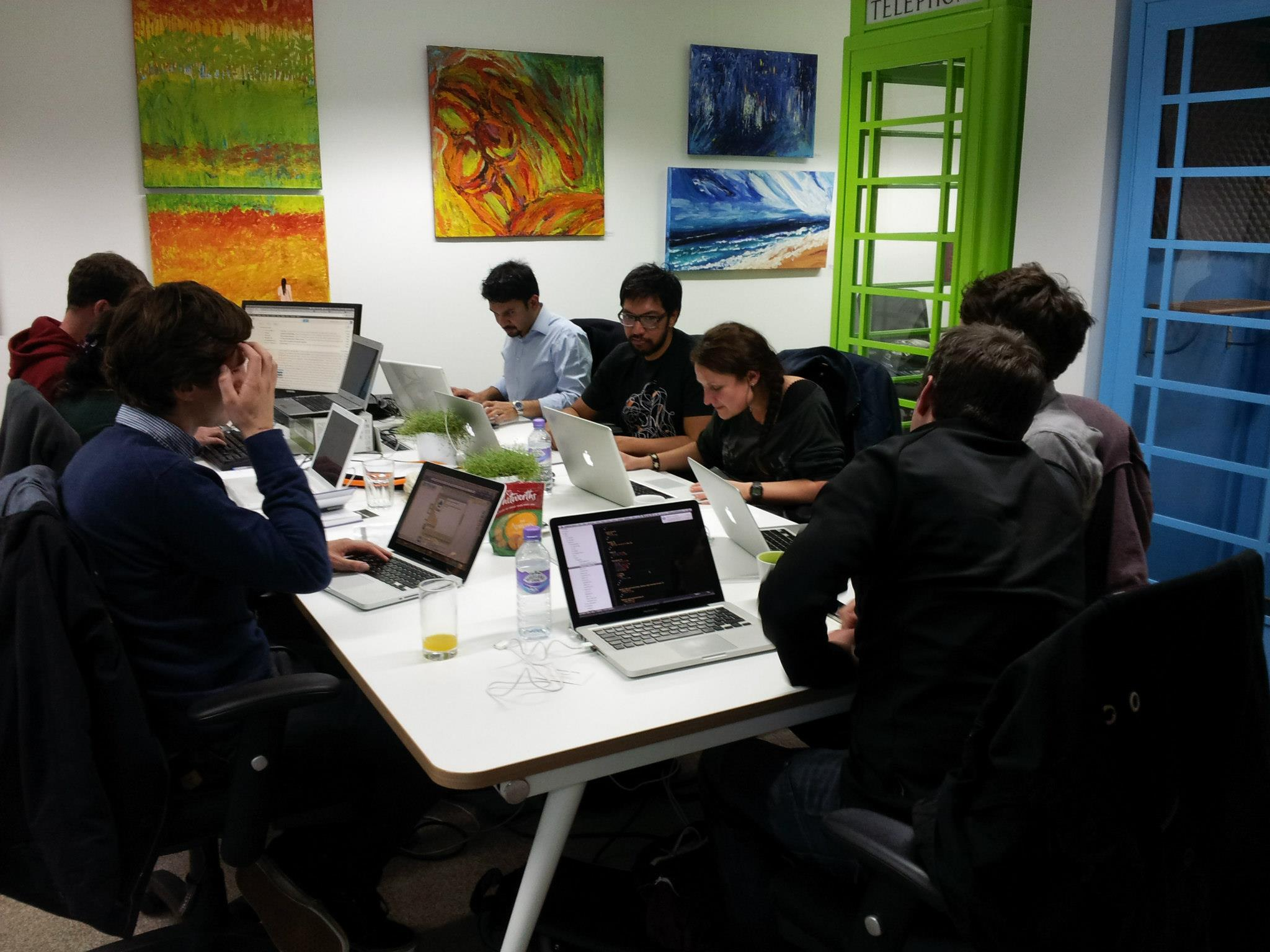Drupal Coworking Day