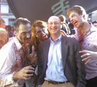 Steven Schlozman, M.D., The Zombie Doctor - Dr. Z and Friends