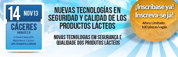 Nuevas Tecnologías en seguridad y calidad de los productos lácteos