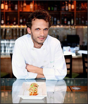Chef Soren Pedersen
