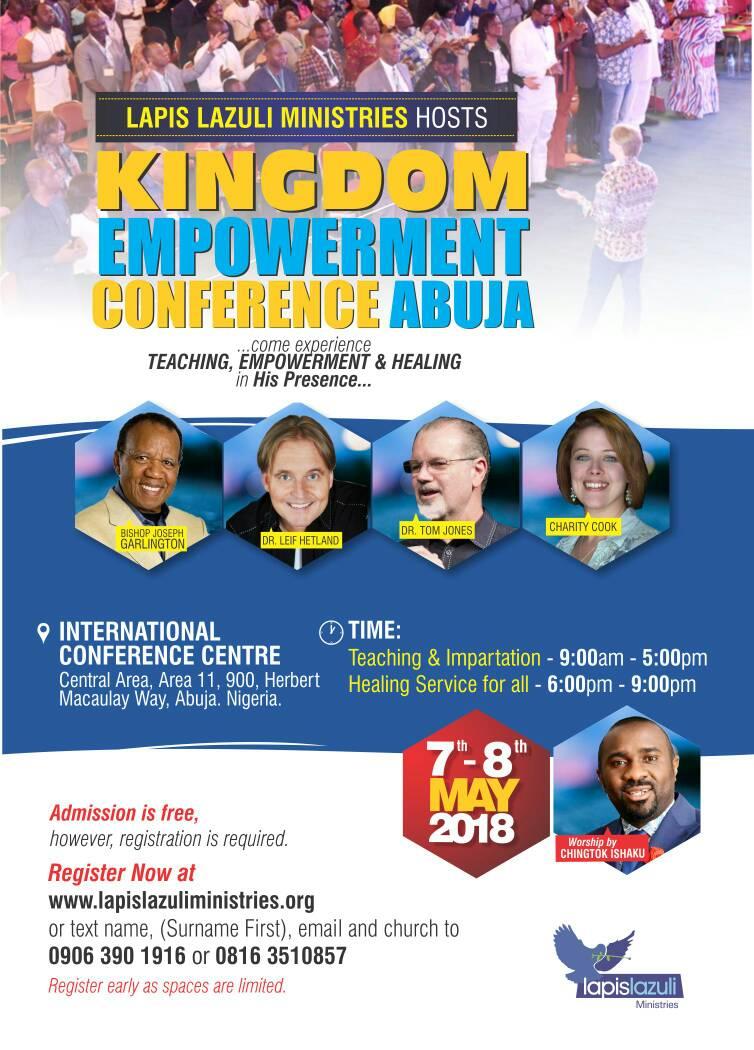 Kingdom Empowerment Conference - Abuja