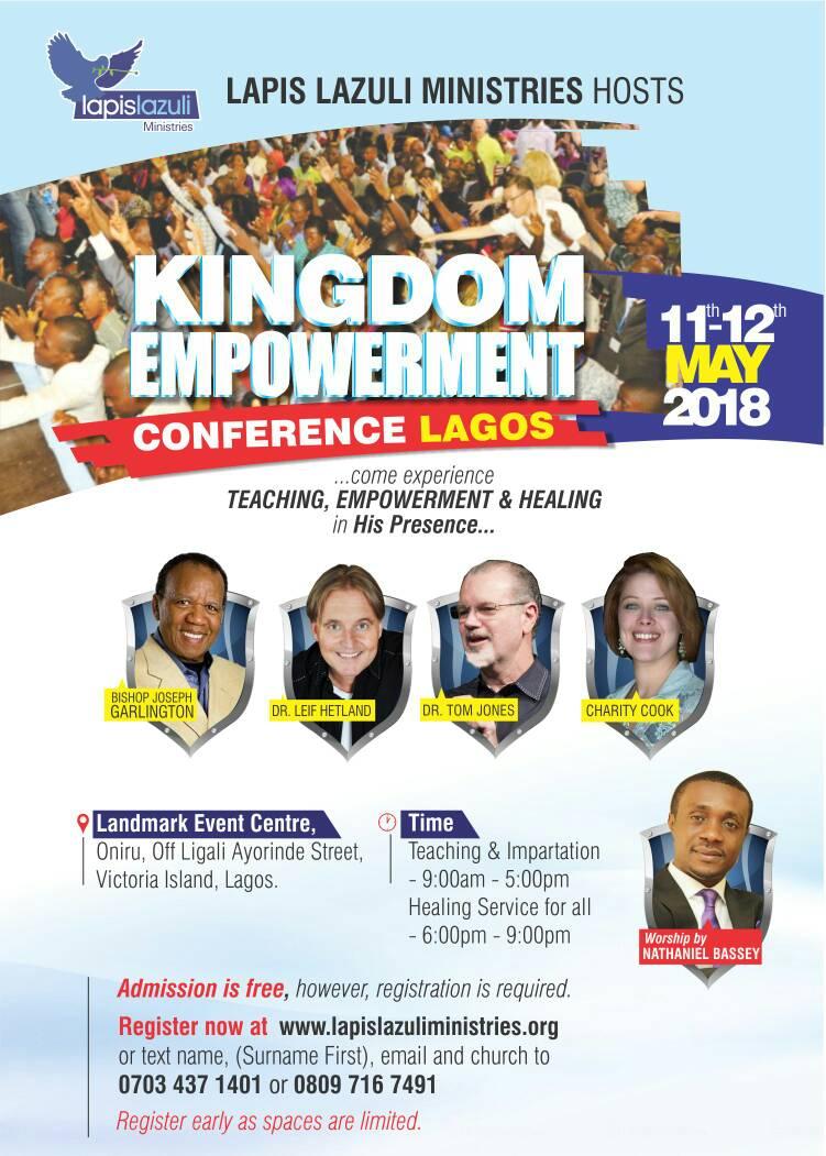 Kingdom Empowerment Conference - Lagos