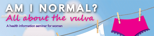 Am I normal? All about the vulva