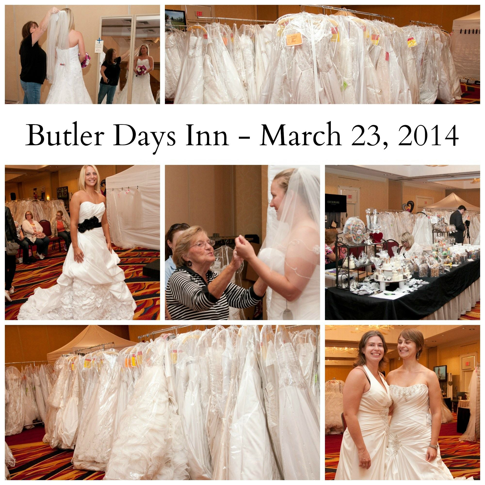Butler Wedding Sale