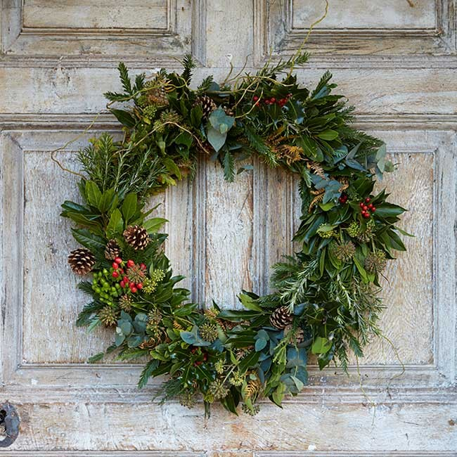 Make your own Festive Door Wreath & Make your own Festive Door Wreath Tickets Sat 16 Dec 2017 at 10 ...