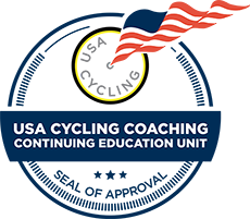 USA Cycling Seal of Approval