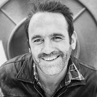 Rob Collins Comedian