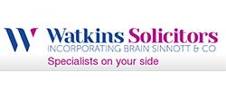 Watkins Solicitors logo