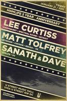 Lee Curtiss + Matt Tolfrey: 2 Year Anniversary @ U Street...