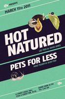 Life presents: Hot Natured w/Jamie Jones,  Lee Foss, & Pets...