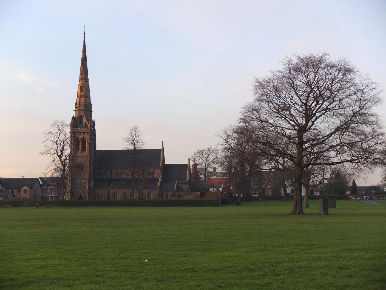 Holy Trinity Platt, Manchester