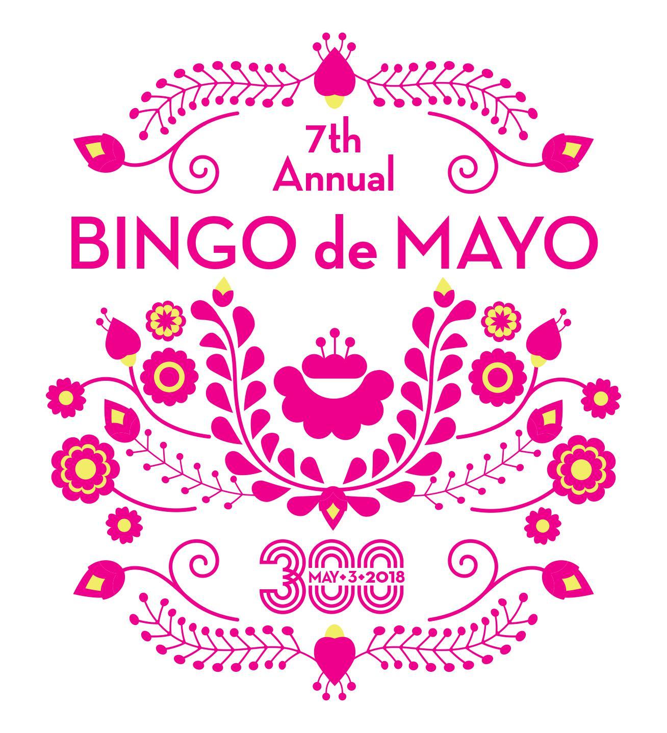 Tricentennial Bingo de Mayo!
