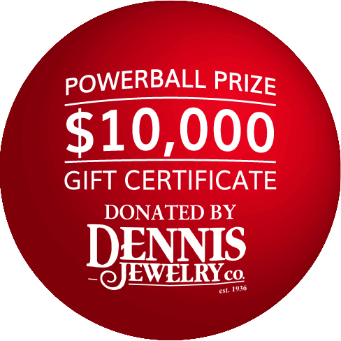 Prize for this year's Powerball Drawing!