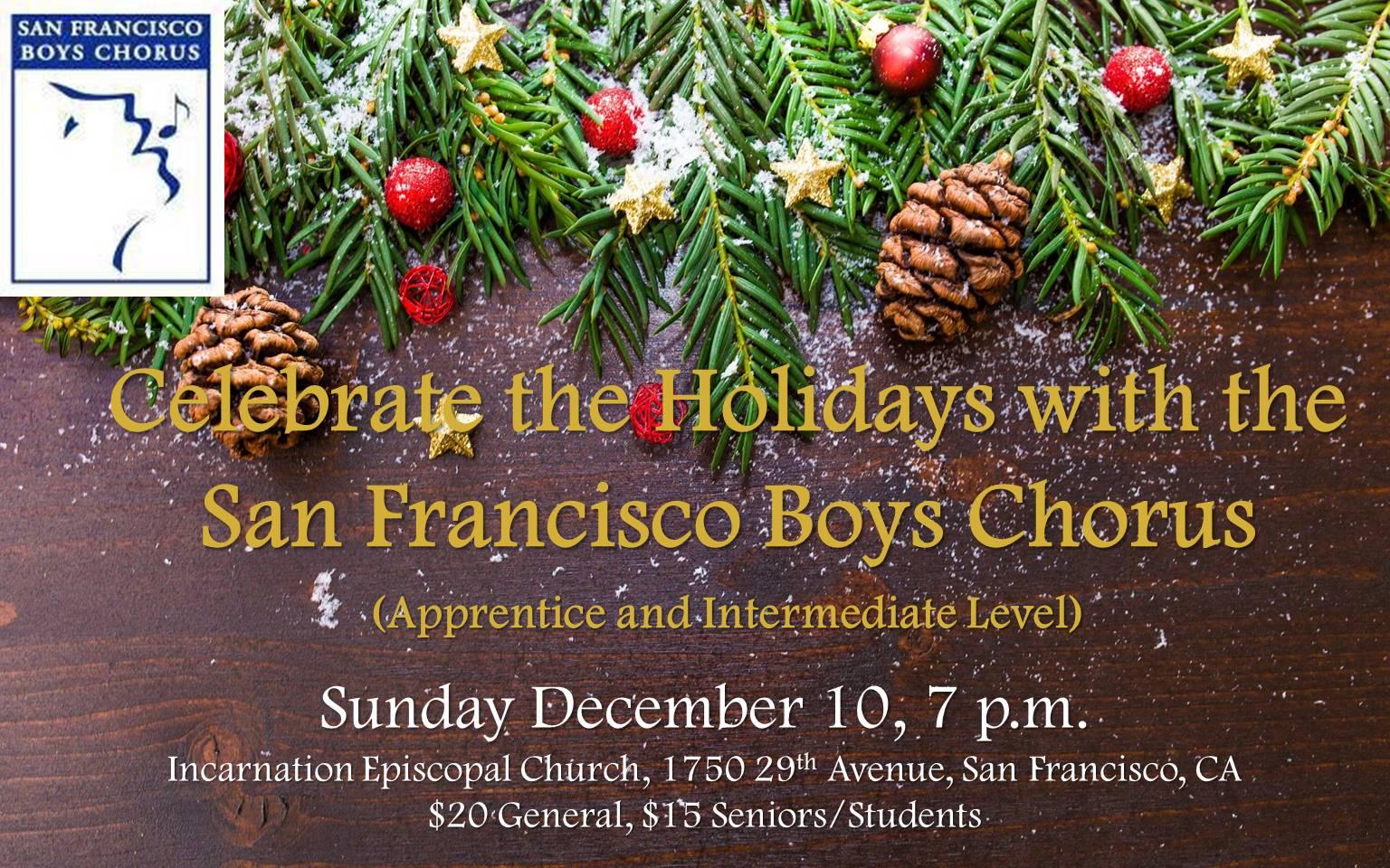 SF Boys Chorus