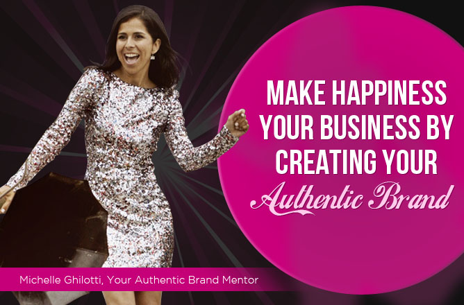 Michelle Ghilotti, Your Brand Mentor
