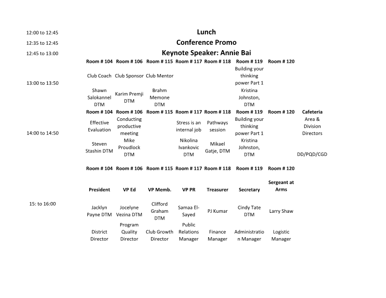 TLI January agenda (page 2)