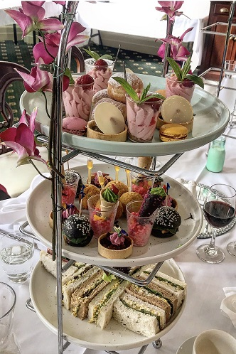 High Tea at The Castlereagh Boutique Hotel