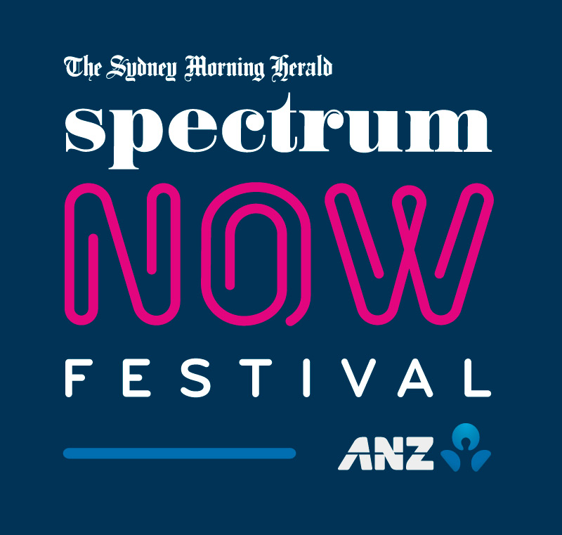 The Sydney Morning Herald Spectrum Now Festival presented by ANZ