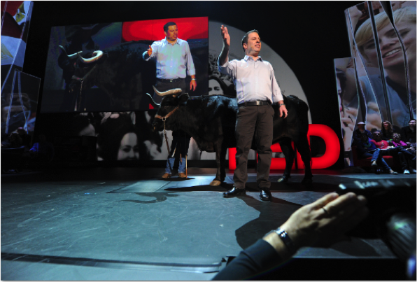 Lior Zoref at Ted