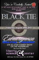 NATURAL LIFE ENTERTAINMENT PRESENTS THE 3RD ANNUAL BLACK TIE...