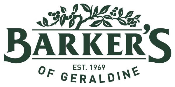 Barker's of Geraldine logo