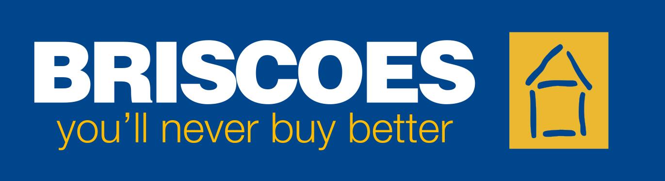 Briscoes logo